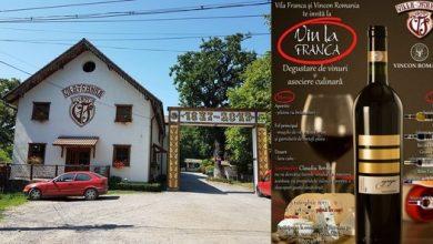 Photo of Villa Franka si Vincon Romania te invita la :Vin La Franka