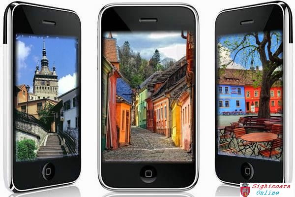 Photo of SIGHIȘOARA CITY APP, aplicație smartphone, gratuită pentru turiștii Sighișoarei