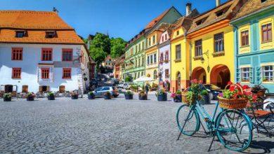 Photo of Cele mai colorate oraşe ale lumii. Unul dintre ele este Sighişoara