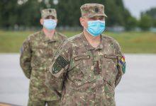 Photo of Comandantul Batalionului 72 Apărare CBRN Sighişoara, în misiune în SUA, în contextul pandemiei COVID-19